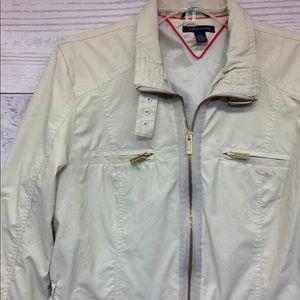 Tommy Hilfiger Utility Windbreaker Jacket Size L